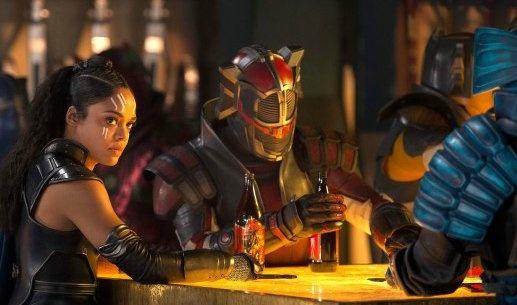 'Thor: Ragnarok' he lo nhung hinh anh dau tien hinh anh 4
