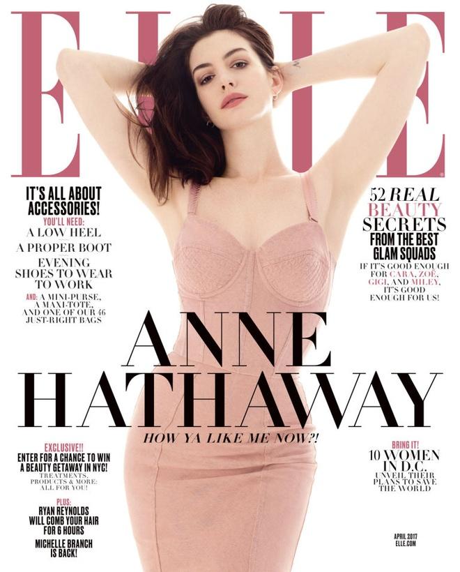 Anne Hathaway: 'Toi khong can ai ca, chi can chong thoi' hinh anh 2