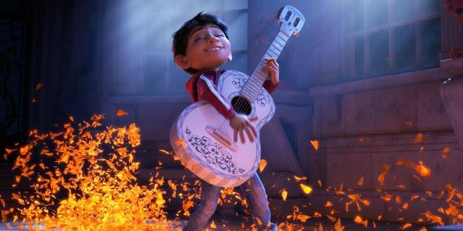 Pixar tung teaser bi an ve bom tan hoat hinh moi 'Coco' hinh anh 1