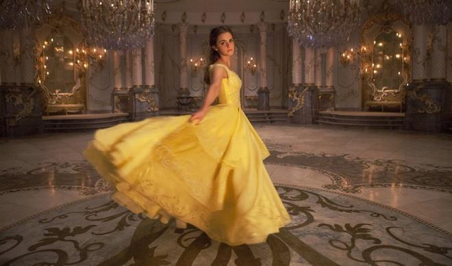 Thoi trang cua Emma Watson trong 'Beauty and the Beast' hinh anh 1