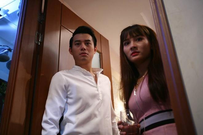 Dien vien Bao Thanh ke ve me chong anh 2