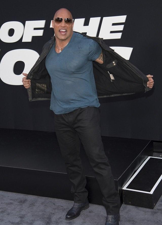 Kieu nu 'Transformers' khoe bung bau tren tham do 'Fast & Furious 8' hinh anh 3