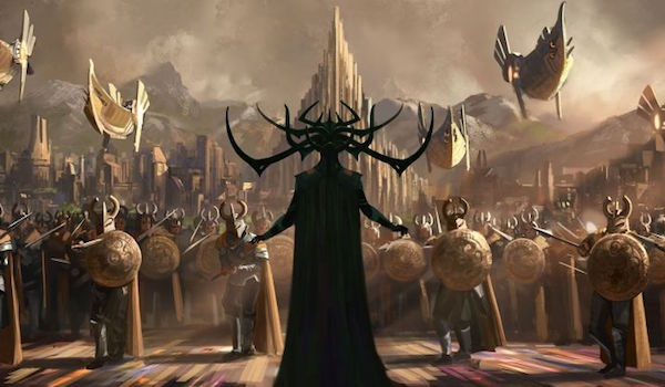 'Thor: Ragnarok' ra mat trailer dau tien: Than Sam dung do Hulk hinh anh 3