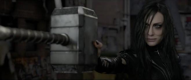 'Thor: Ragnarok' ra mat trailer dau tien: Than Sam dung do Hulk hinh anh 2