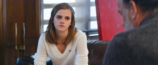 Tom Hanks va Emma Watson xuat hien trong phim moi 'The Circle' hinh anh