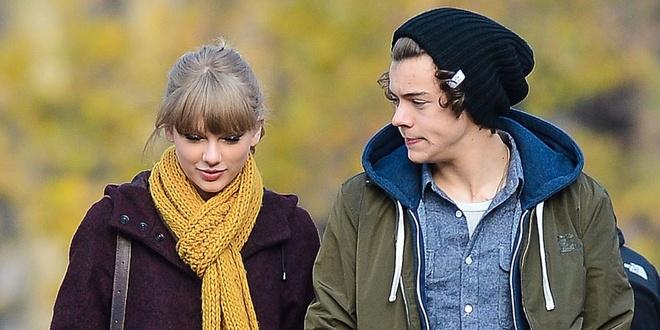Harry Styles khong trach Taylor Swift vi viet ca khuc 'noi xau' minh hinh anh 1