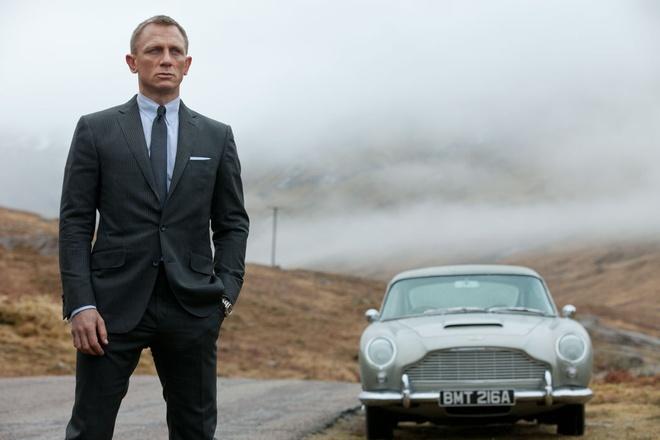 Thuong hieu 'Diep vien 007' duoc 5 hang phim lon tranh gianh hinh anh 1