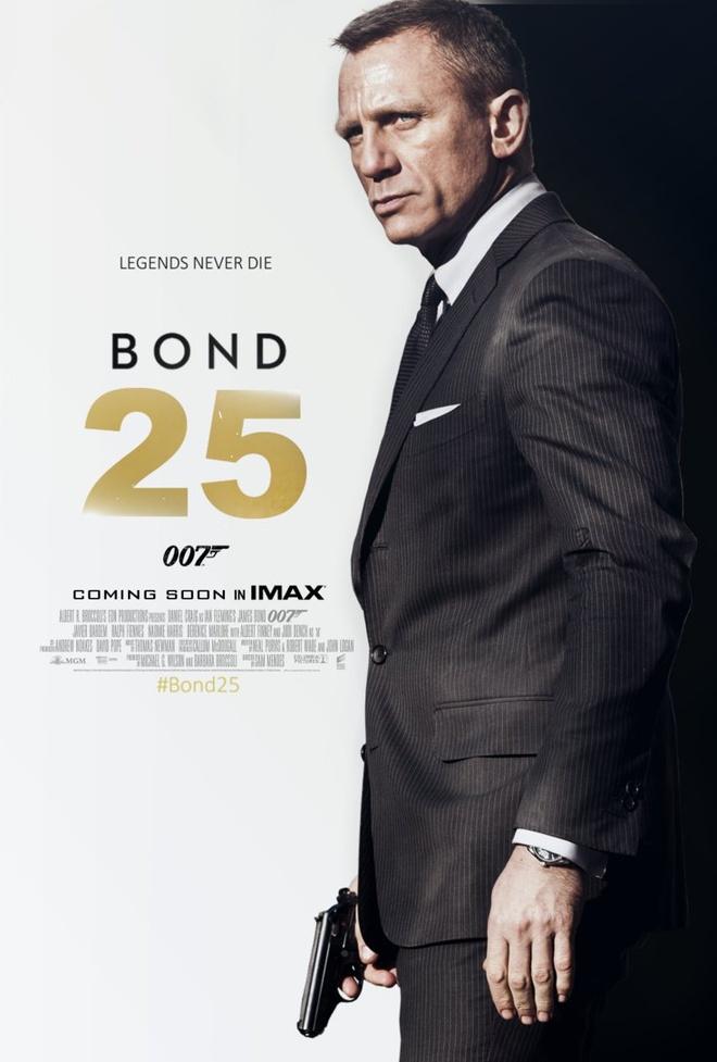 Thuong hieu 'Diep vien 007' duoc 5 hang phim lon tranh gianh hinh anh 2