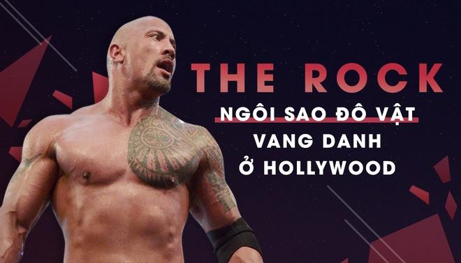 The Rock: Tu ngoi sao dau vat den sieu sao hanh dong Hollywood hinh anh