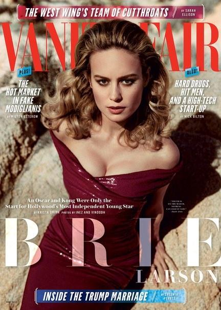 Brie Larson cam on Emma Stone va Jennifer Lawrence da 'cuu song' minh hinh anh 1