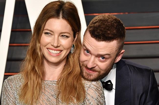 Justin Timberlake lo viec nha de Jessica Biel chu tam dong phim hinh anh