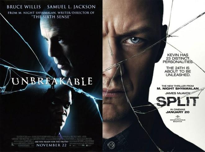 'Split' va 'Unbreakable' ket hop trong phim moi hinh anh 1