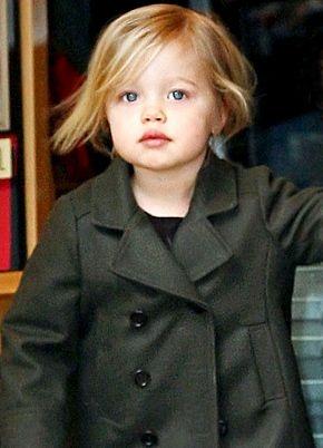 Con gai Angelina Jolie cang lon cang nam tinh hinh anh 2