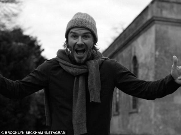 sinh nhat David Beckham 42 tuoi anh 5