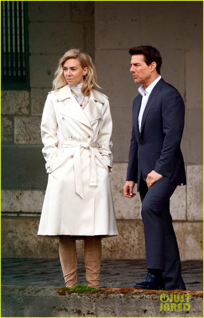 Tom Cruise hon Vanessa Kirby anh 4