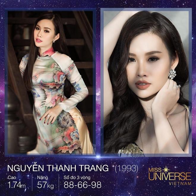 ung vien Hoa hau Hoan vu Viet Nam 2017 anh 7