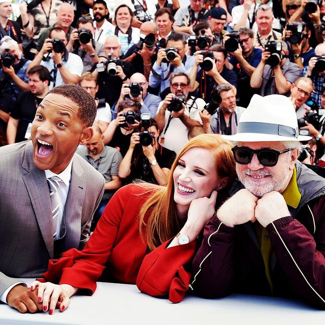 Will Smith vui cuoi hon ho khi lam giam khao Cannes 2017 hinh anh 2