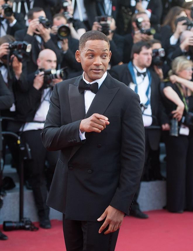 Will Smith vui cuoi hon ho khi lam giam khao Cannes 2017 hinh anh 6