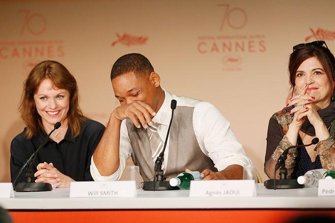 Will Smith vui cuoi hon ho khi lam giam khao Cannes 2017 hinh anh 7