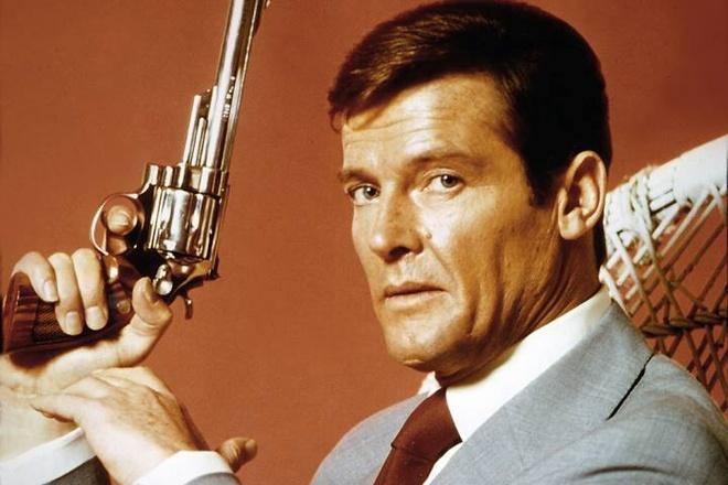 'Diep vien 007' Roger Moore qua doi vi benh ung thu hinh anh