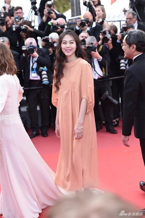 Nhung tham hoa thoi trang tai tham do Cannes 2017 hinh anh 8
