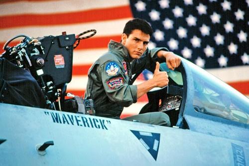 Tom Cruise dong Top Gun 2 anh 2