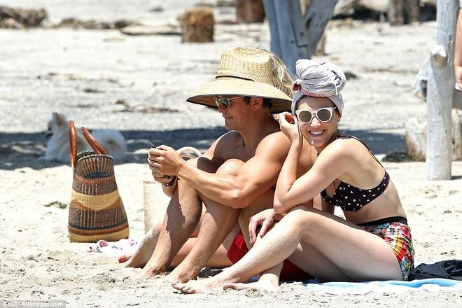 Miranda Kerr lay ty phu, Orlando Bloom trong con hinh anh 4