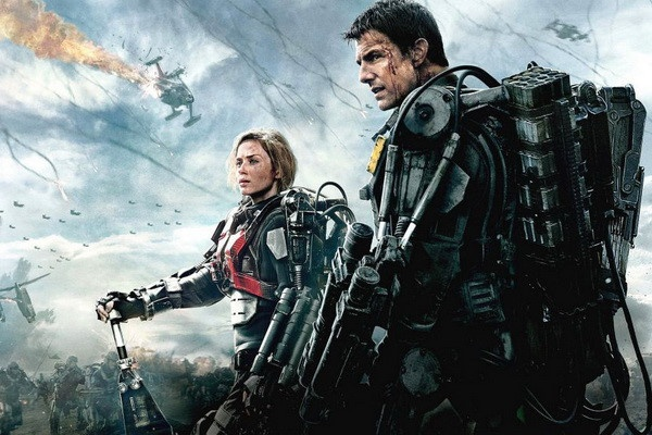 'Edge of Tomorrow 2' co them nhan vat chinh hinh anh