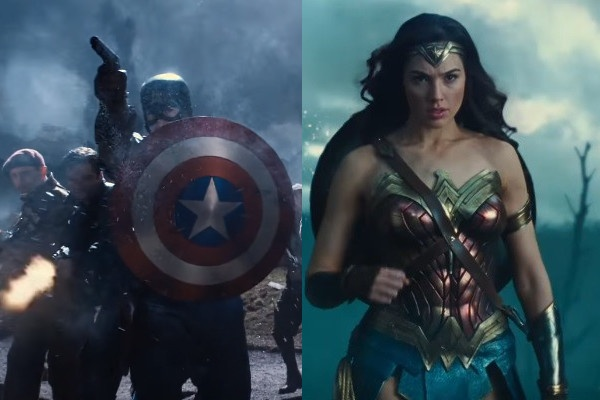 Wonder Woman tuong dong voi phim cua Marvel anh 6