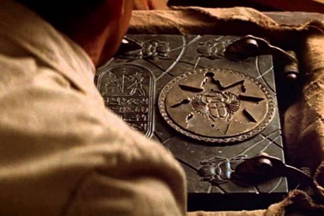 'The Mummy' phien ban 1999 co trong vu tru den toi cua Universal hinh anh 3