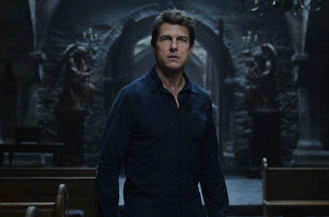 Tom Cruise bi do loi cho that bai cua 'The Mummy' hinh anh 1