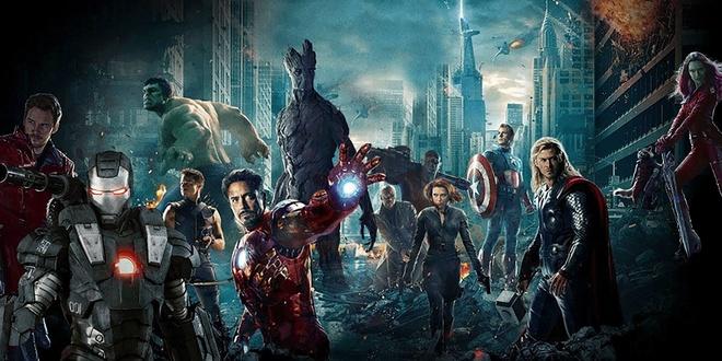 32 nhan vat dong loat xuat hien trong bom tan 'Avengers: Infinity War' hinh anh 1