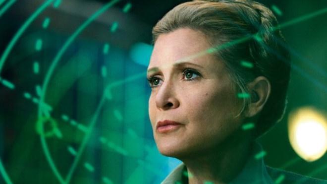 'Star Wars 9' se ton vinh 'cong chua Leia' hinh anh