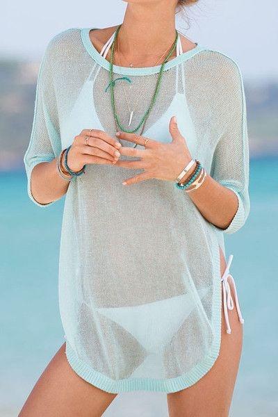 Nhung kieu bikini-cover quyen ru khi di bien hinh anh 7