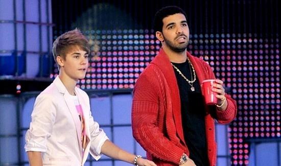 Justin Bieber goi Drake la nguoi vi dai nhat cua the he minh hinh anh 2
