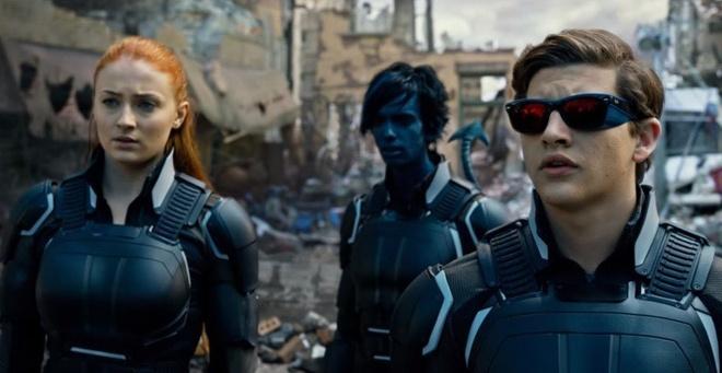 Quicksilver xuat hien trong X-Men: Dark Phoenix anh 2