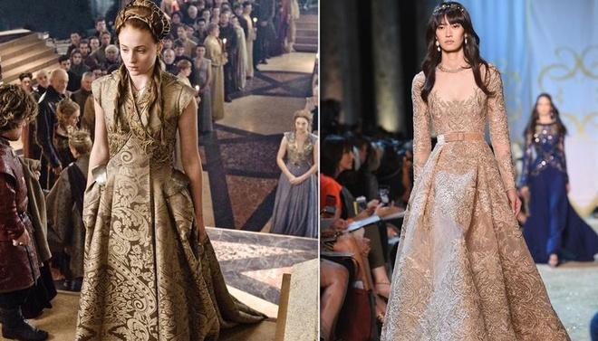 'Game of Thrones' truyen cam hung moi cho thoi trang hinh anh