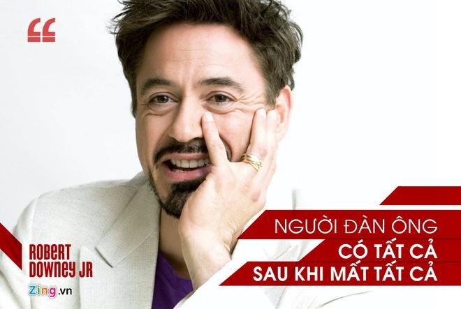 Robert Downey Jr. va Iron Man: Bua tiec vui sap den hoi ket hinh anh