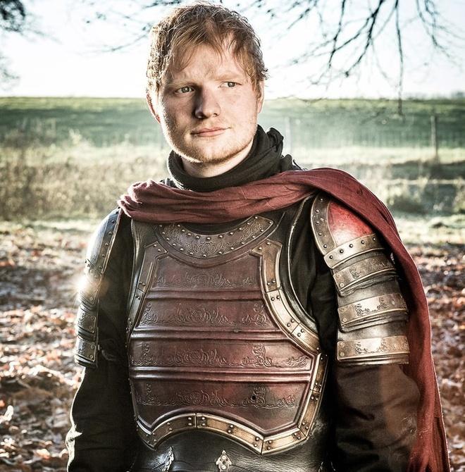 Dao dien 'Game of Thrones' len tieng bao ve Ed Sheeran hinh anh 2