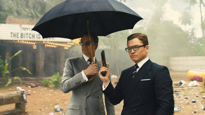 trailer Kingsman: The Golden Circle anh 2