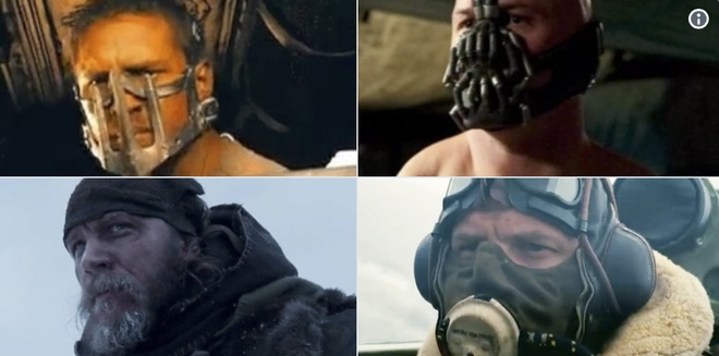 Tom Hardy deo mat na trong dunkirk anh 2