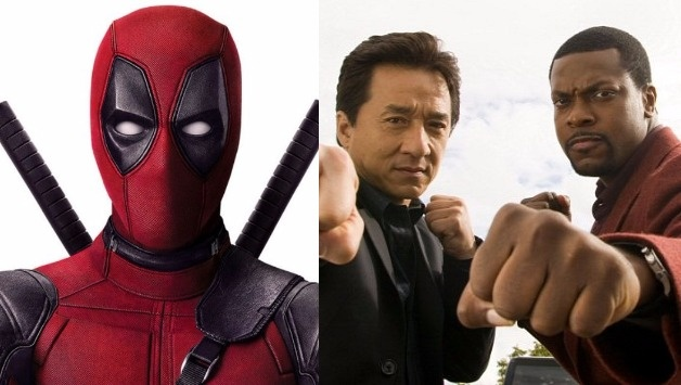 'Deadpool 2' co the la 'Rush Hour' phien ban sieu anh hung Marvel hinh anh