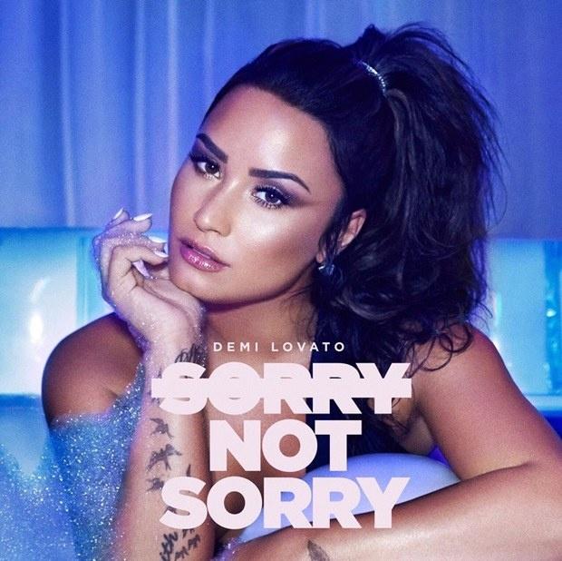 Demi Lovato ra single moi dap tra antifan va cac ban trai cu hinh anh 1