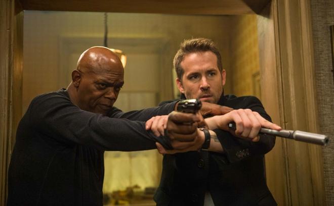 Samuel L. Jackson tham gia 'Ve Si Sat Thu' vi Ryan Reynolds hinh anh