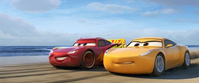 Co gi moi trong phan 3 loat phim 'Cars' dinh dam cua Pixar? hinh anh
