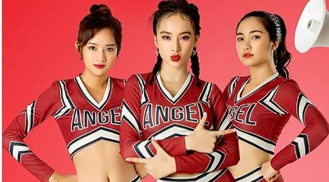 Tao hinh va moi quan he cua cac nhan vat trong 'Glee' Viet hinh anh