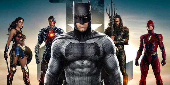 Batman se gan voi truyen tranh hon trong 'Justice League' hinh anh