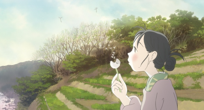 phim In This Corner Of The World chieu o Viet Nam anh 2