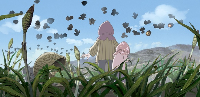 phim In This Corner Of The World chieu o Viet Nam anh 3