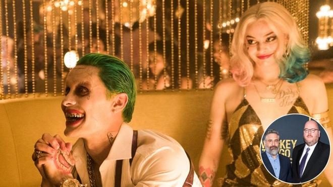 Dao dien 'Crazy Stupid Love' chi dao phim ve Joker va Harley Quinn hinh anh